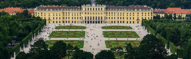 Österreich Reiseziel Schloss Schönbrunn